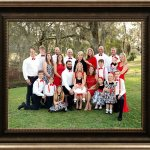 family portraits on a location of your choice