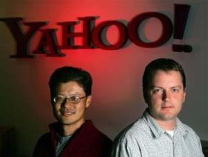 jerry yang & david filo - Yahoo