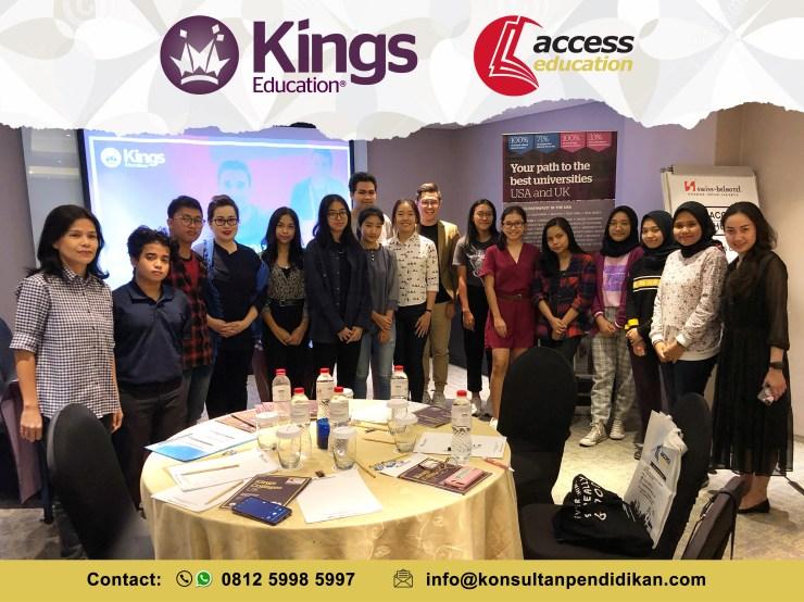 Kings Education 13 Jul 2019 - Foto untuk Web Konsultan Pendidikan