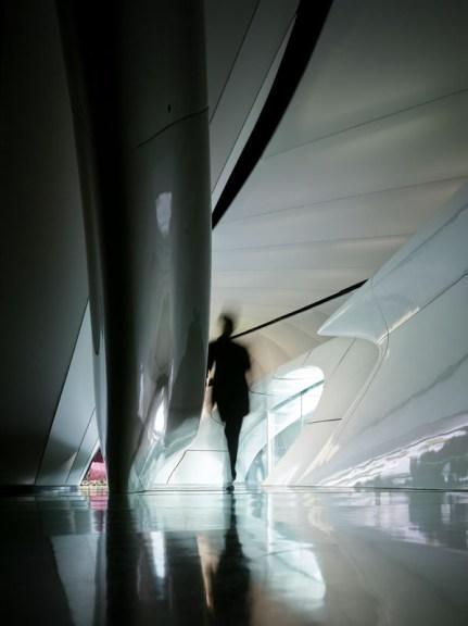 Chanel Mobile Art, Zaha Hadid Architects