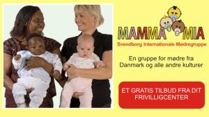 Mamma Mia International mødregruppe - Intromøde