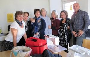 Sy-stue @ Frivilligcenter sydfyn, Kontakt mellem Mennesker | Svendborg | Danmark