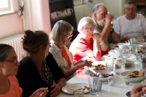 Fællesspisning i Medborger Caféen @ Frivillighuset | Svendborg | Danmark