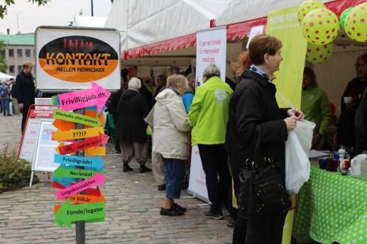 Foreningsmarked 2017 - Ramsherred ved Torvet i Svendborg, lørdag den 30. september