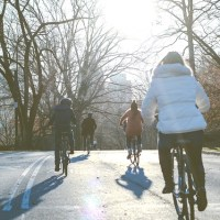Ønskes: Cykelvenner. Haves: Dejlige beboere og andre cykelvenner