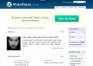 Buat Blog dengan WordPress.com