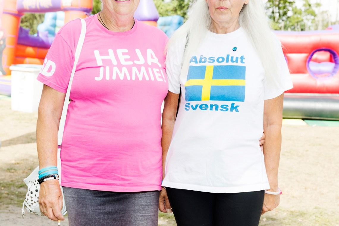 Sweden Democrats Summer Festival