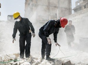 The Gravediggers of Raqqa