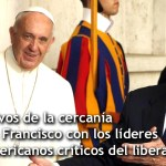 Francisco y Raúl Castro