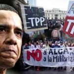 Obama vendrá a la Argentina este 24 de marzo, coincidiendo con el 40 aniversario del golpe militar. ¿Argentina al TPP?