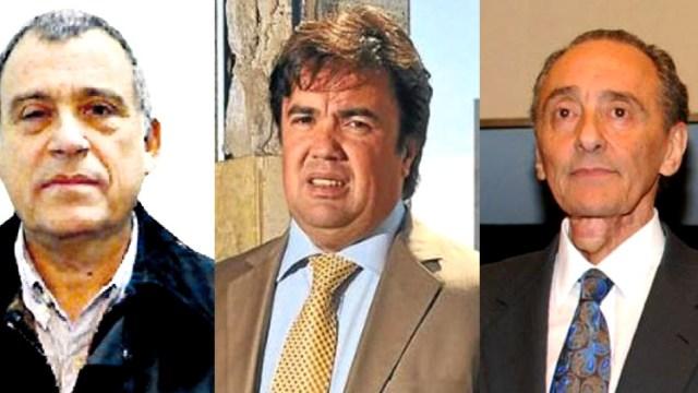 Marijuan-Stiuso-Magnetto-Cristina