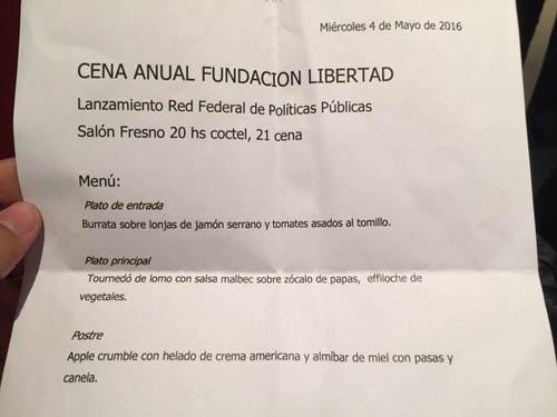 CenaFundacionLibertad-Menu