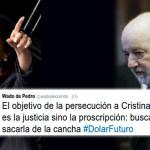 """""""El objetivo es proscribir a Cristina"""""""