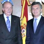 Provocación: Macri elige al Rey Juan Carlos para festejar el 9 de julio la ¿Independencia?