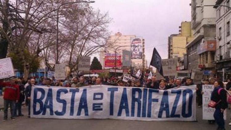 Cacerolazo-Tarifazo