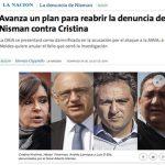 """La trama detrás del """"plan"""" de la DAIA reflotando la denuncia contra Cristina"""