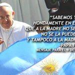 Carta completa del Papa Francisco por el Bicentenario de la Independencia