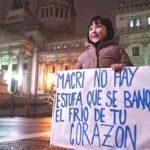 Los mejores carteles y fotos de la multitudinaria protesta contra el Tarifazo