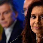 Cristina Kirchner presentó un Proyecto de Ley que pondrá en aprietos a Macri