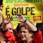 """La carta de Dilma tras ser derrocada: """"Vamos a luchar. Habrá contra ellos la más firme, incansable y enérgica oposición"""""""