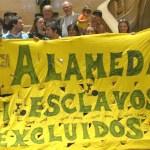 Se enrarece el clima político: ahora atacan a La Alameda. Denuncian la oscura mano de Stiuso