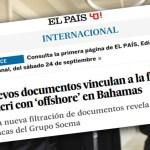 Medios internacionales cubren la corrupción de Macri que los medios locales ocultan