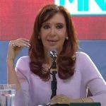Cristina pidió conformar un Frente para una nueva Constitución en favor del pueblo. Discurso completo