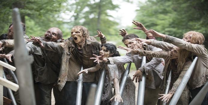 Walkers - The Walking Dead _ Season 5, Episode 8 - Photo Credit: Gene Page/AMC