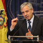 Álvaro García Linera: «La globalización ha muerto»