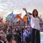 Cristina no descartó ser candidata en 2017