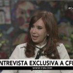 Video completo de la entrevista a Cristina en C5N y sus declaraciones más importantes