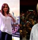 Cristina Kirchner candidata a Senadora por Prov. de Bs As junto a Jorge Taiana. La lista completa