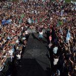 CFK: «La fuerza política que dio el derecho a votar a la mujer puso la primera mujer Presidenta»