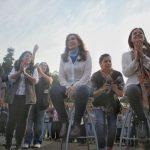 CFK: «No quiero una sociedad con miedo. Gente de civil que aparecía como manifestante y después junto a la policía»