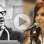 (Video) Cristina recordó a Salvador Allende con un video sobre su derrocamiento