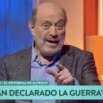 """(Video) Tras la declaración de """"guerra"""" de Leuco, el gobierno apuesta a enrarecer el clima político"""
