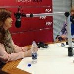 CFK sobre la venta de C5N y el despido de Navarro: «Censura y persecución. A este Gobierno le molestan las voces que cuentan cosas»