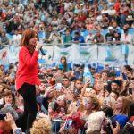 CFK sobre Milagro Sala: «fue prácticamente secuestrada, arrastrada en un auto sin patente. No quiero más autos sin patente llevándose gente»
