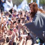 """CFK: """"Aumentan las tarifas porque los dueños de las empresas son amigos del Gobierno"""""""