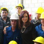 (VIDEO) Cristina Kirchner difundió un mensaje contra la reforma laboral de Macri