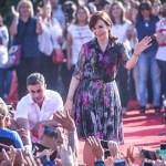 (VIDEO) Cristina durísima: «Éste es un régimen, el Régimen Macrista, las normas no son las de la Constitución, no son las del Estado de Derecho»