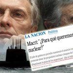 Macri no solo desinvirtió en el Submarino San Juan: ya opinaba en 2010 que era «dilapidar la plata»