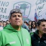 """Moyano durísimo contra Macri: """"Nos van a tener que cortar la mano para firmar esta reforma para cagar a los trabajadores"""""""