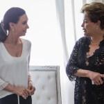 """Cristina se reunió con Dilma Rousseff luego de recibir el apoyo de Lula quien habló de """"cacería judicial"""""""