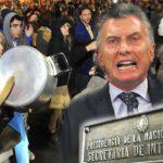 Macri furioso con los cacerolazos: ordenó informe de Inteligencia para investigar su origen