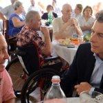 Indignante: Macri eligió como saludo de fin de año referirse de forma cínica a los jubilados y olvidó mencionar el caso ARA San Juan