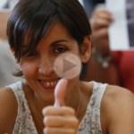 (VIDEO) Conmovedor mensaje de Adriana, la nieta 126: «El amor venció al odio. No pudieron, el amor siempre gana»