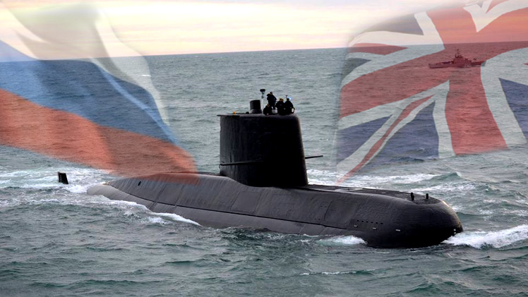 """[Exclusivo] Informe ruso de Newsstreet.ru: """"Armada Real Británica y de Chile hundieron al ARA San Juan"""""""