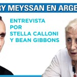 """Thierry Meyssan en Argentina: """"Guerras actuales son para destruir a los países, no dominarlos"""""""
