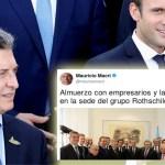 Rotundo fracaso de la gira de Macri en Europa: no hay Acuerdo Unión Europea – Mercosur. Macri ofreció a la banca Rothschild Vaca Muerta y el Litio argentino